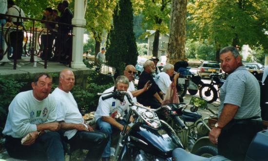 Tour de France le2/09/2004