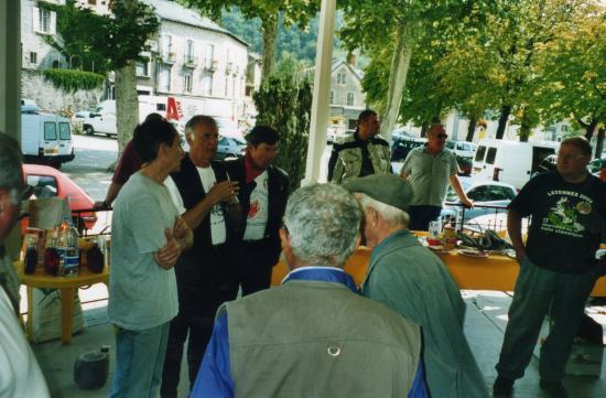 Tour de France le 2/09/2004