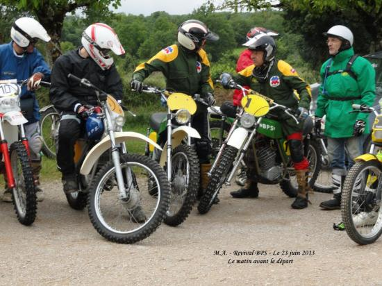 Revival BPS Motocycles - Le 23 juin 2013