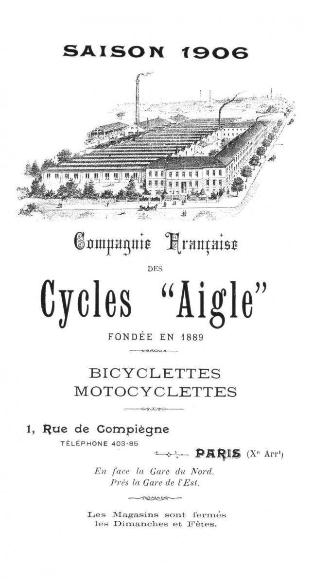 Aigle 1906 2