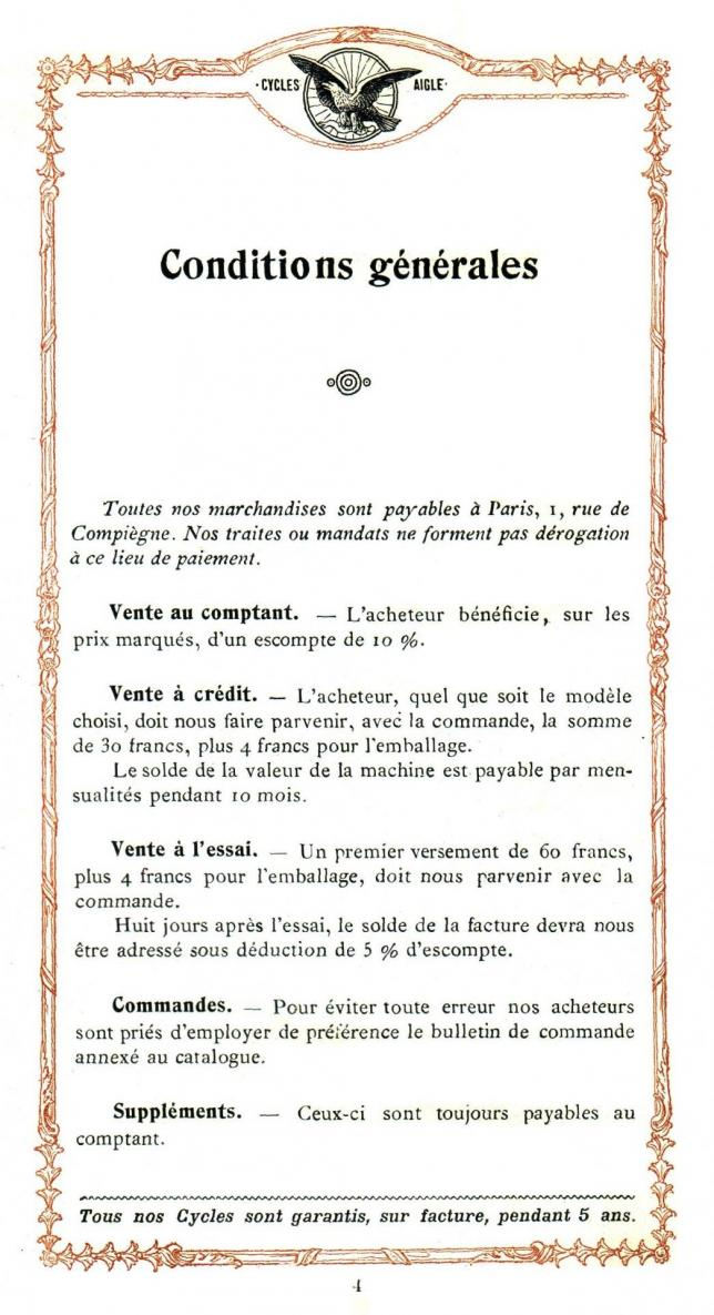 Aigle 1906 4