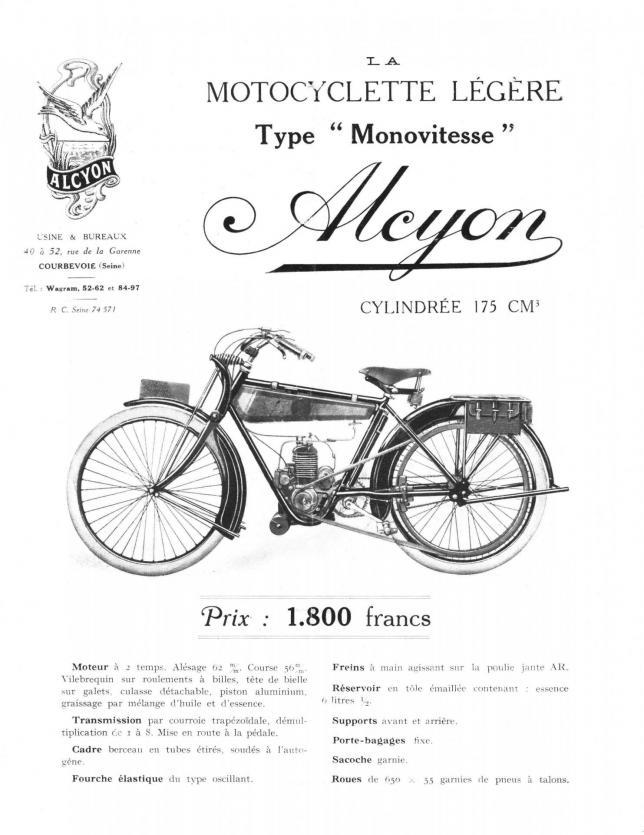 Alcyon 175 1 1