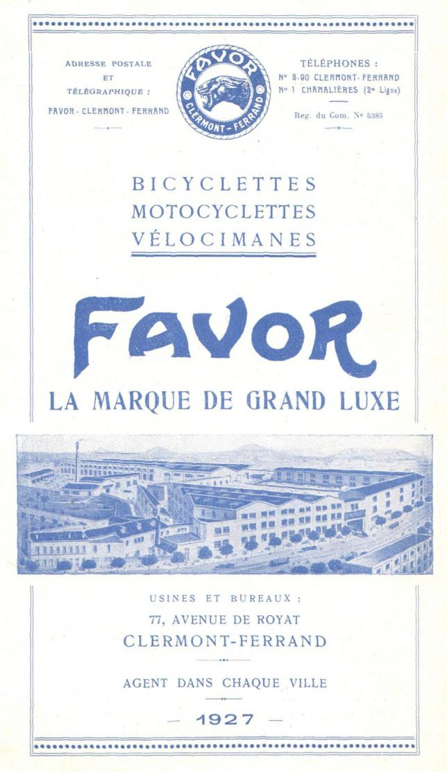 Favor 1927 2