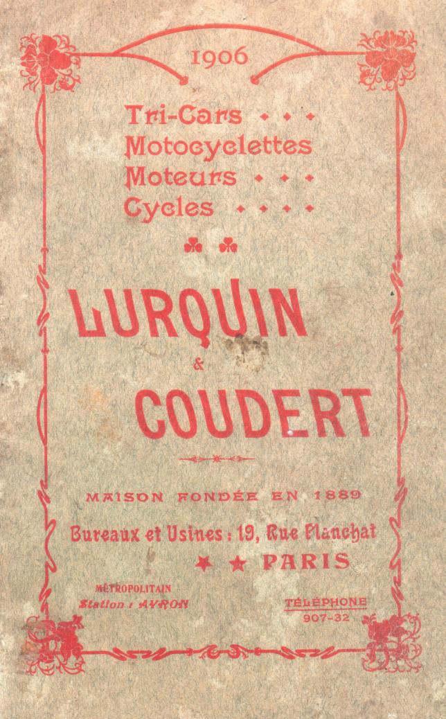 Lurquin 1906 1 1