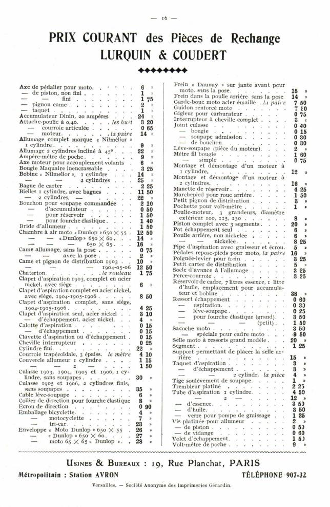 Lurquin 1906 14
