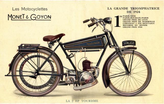 M goyon 1925 1