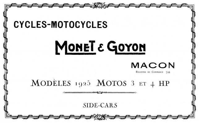 M goyon 1925 10