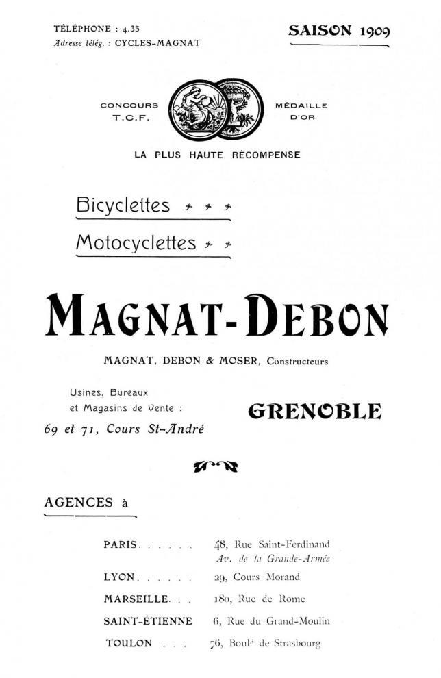 Magnat 1909 2