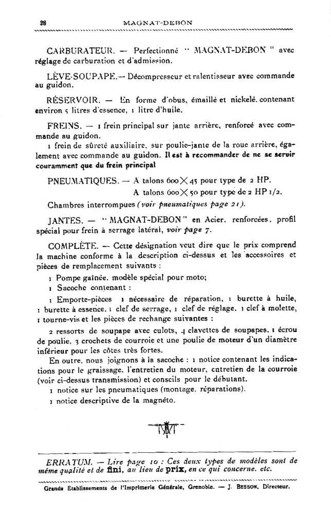 Magnat 1910 10