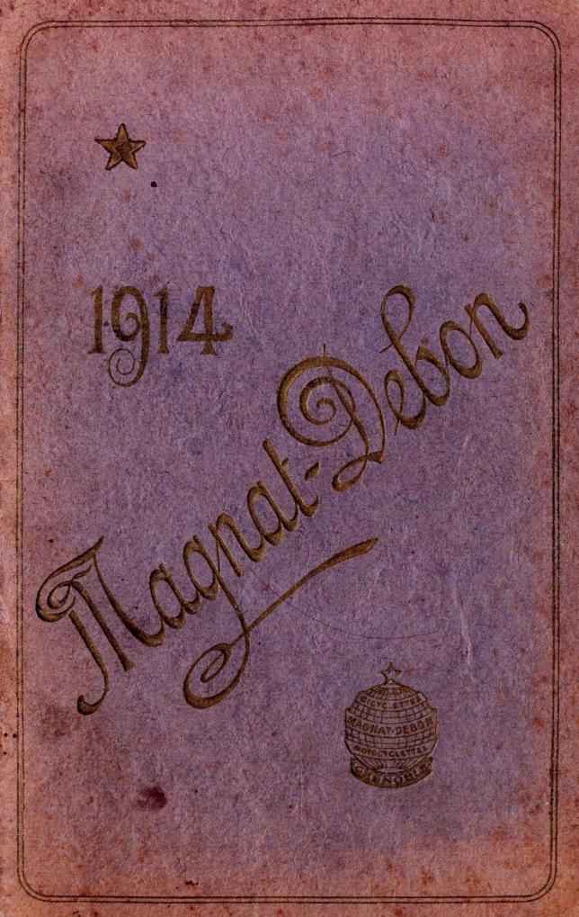 Magnat 1914 1