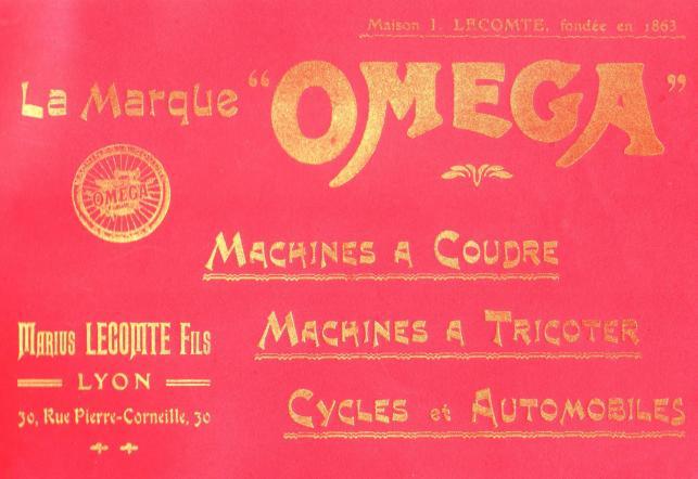 Omega 1906 1