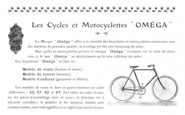 Omega 1906 10