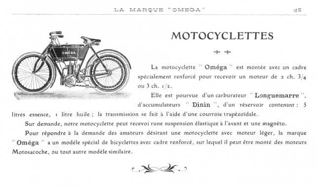 Omega 1906 13