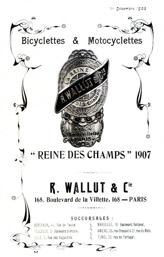 Reine des champs 1907 1
