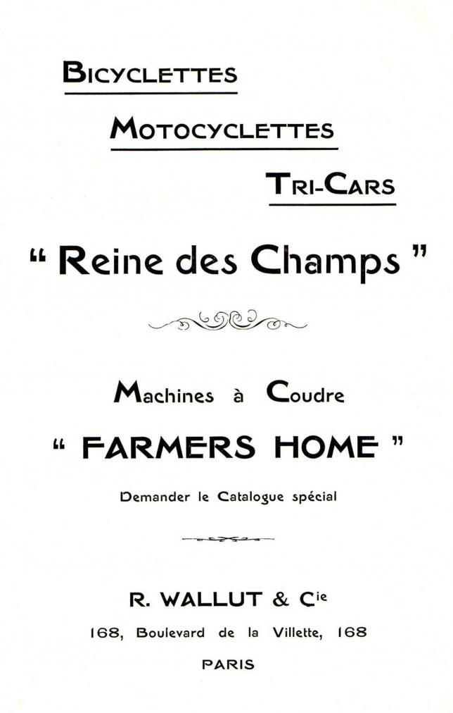 Reine des champs 1907 2