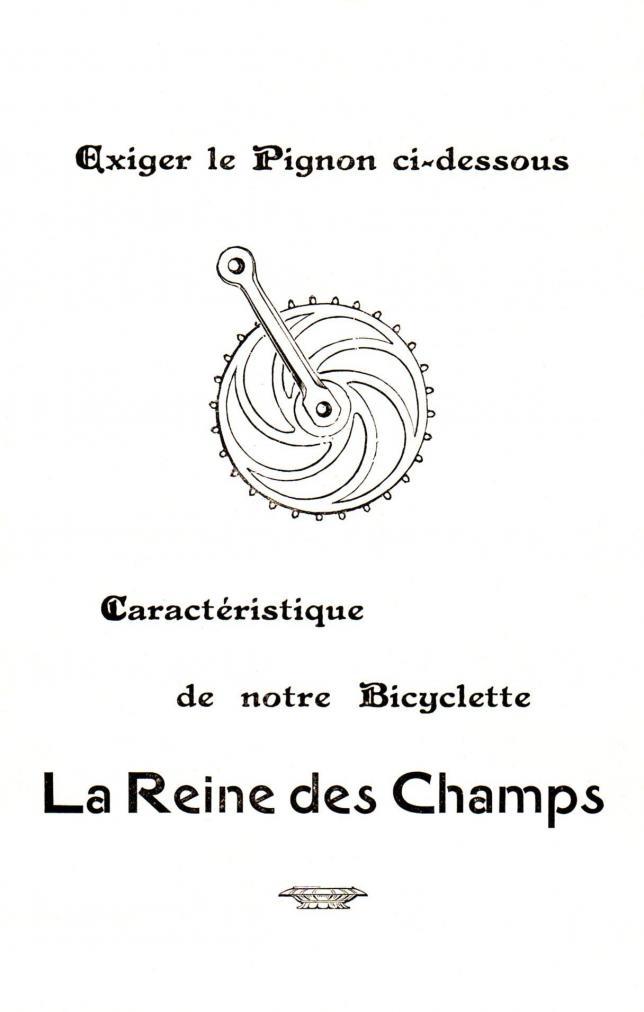 Reine des champs 1907 3