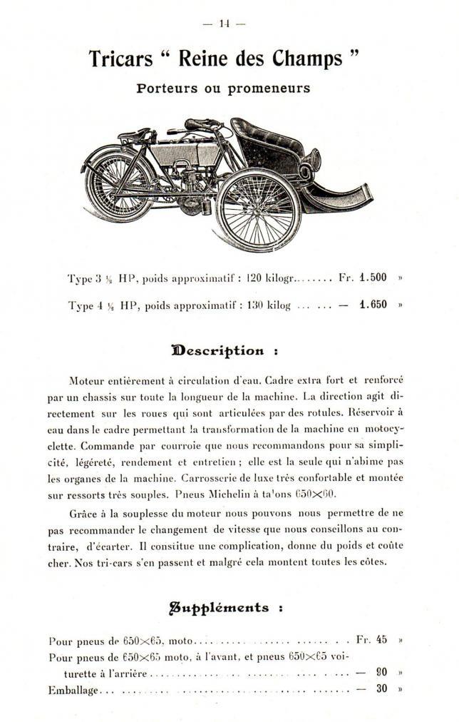 Reine des champs 1907 8