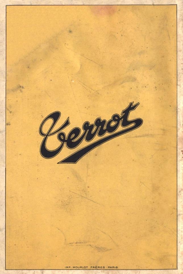 Terrot 2 temps 1927 29