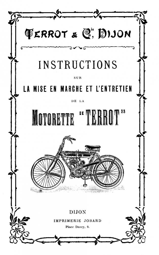 Terrot mrette 1910 1