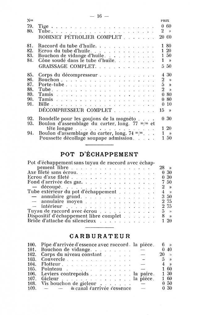 Terrot mrette 1910 18