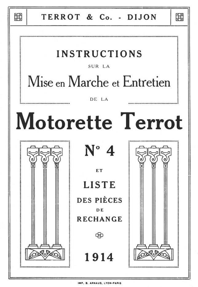 Terrot type 4 1