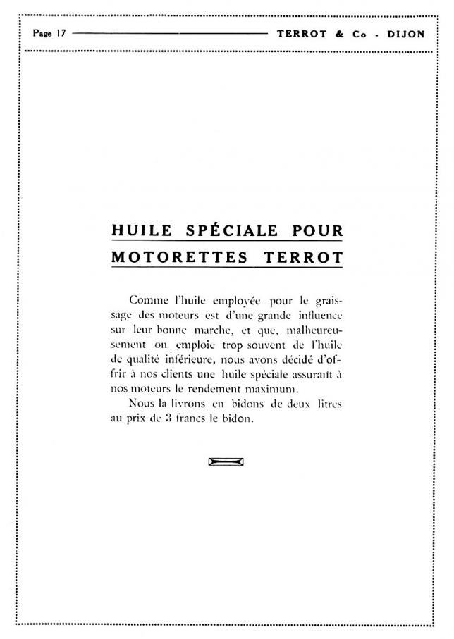 Terrot type 4 18