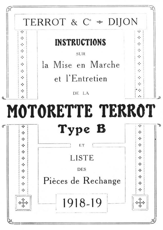 Terrot type b 1