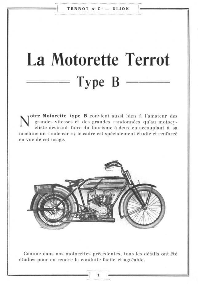 Terrot type b 2