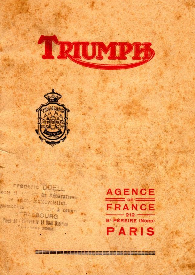 Triumph 1924 1