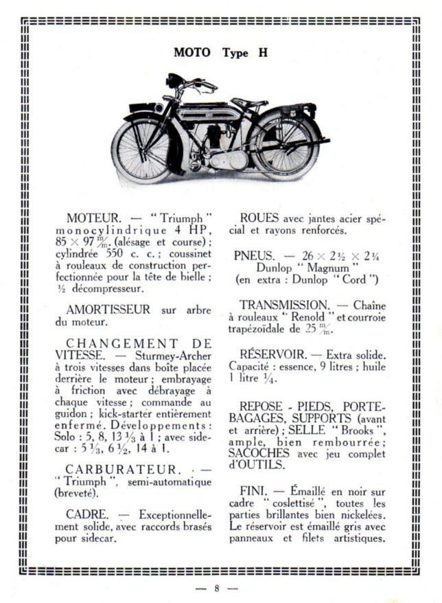Triumph 1924 10
