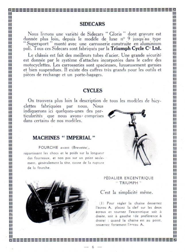 Triumph 1924 8